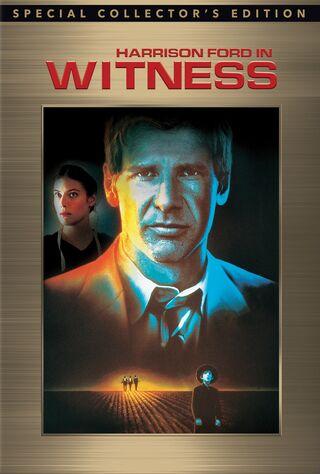 Witness (1985) Main Poster