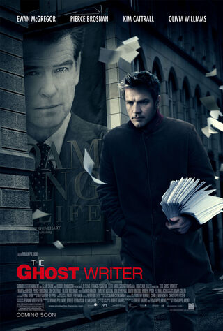 The Ghost Writer (2010) Main Poster