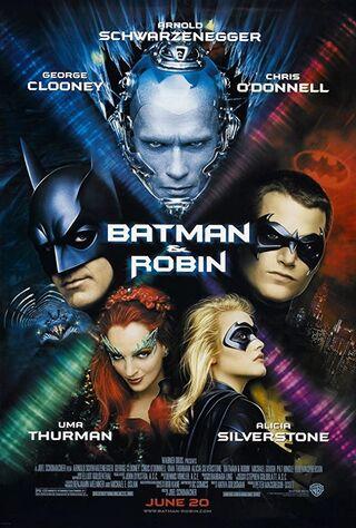 Batman & Robin (1997) Main Poster