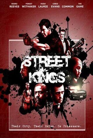 Street Kings (2008) Main Poster