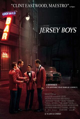 Jersey Boys (2014) Main Poster