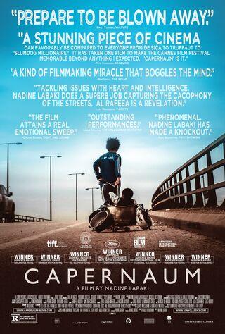 Capharnaüm (2018) Main Poster