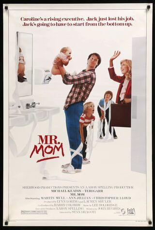 Mr. Mom (1983) Main Poster
