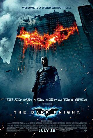 The Dark Knight (2008) Main Poster