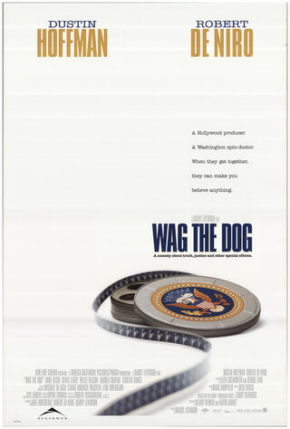 Wag The Dog (1998) Main Poster