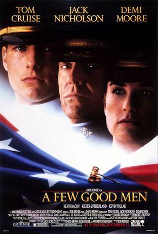A Few Good Men (1992) Main Poster