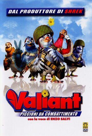 Valiant (2005) Main Poster