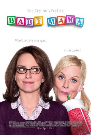 Baby Mama (2008) Main Poster