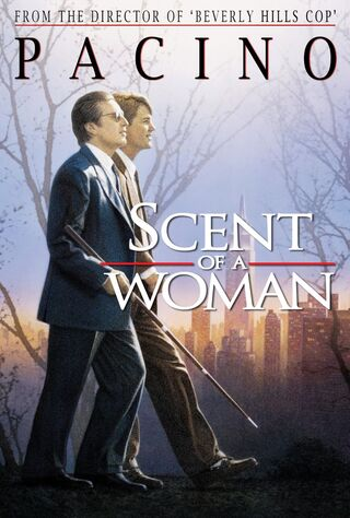 Scent Of A Woman (1993) Main Poster