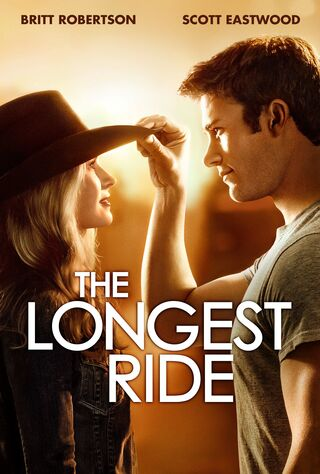 The Longest Ride (2015) Main Poster