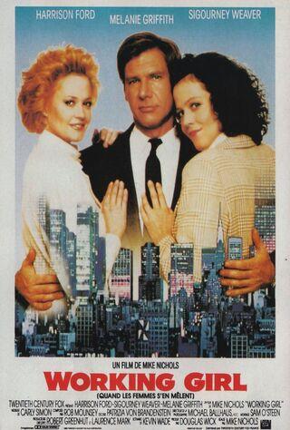 Working Girl (1988) Main Poster