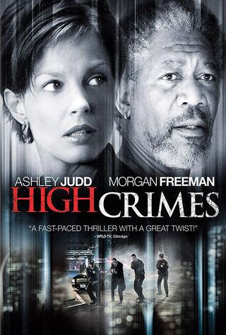 High Crimes (2002) Main Poster