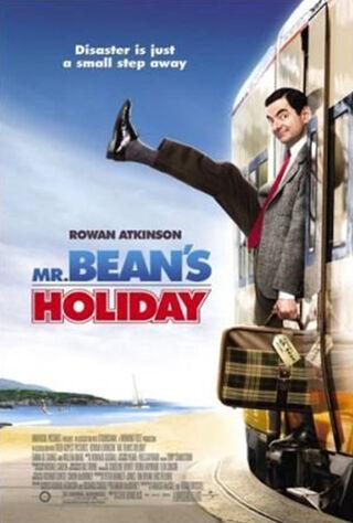 Mr. Bean's Holiday (2007) Main Poster
