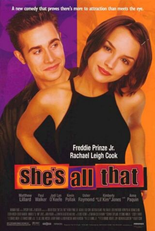 She's All That (1999) Main Poster