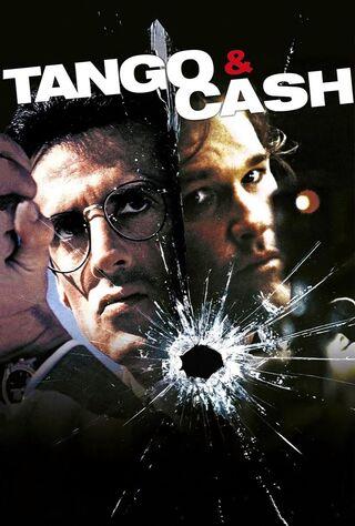Tango & Cash (1989) Main Poster