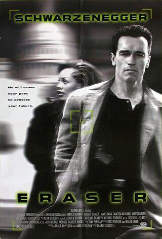 Eraser (1996) Main Poster