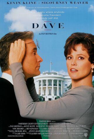 Dave (1993) Main Poster