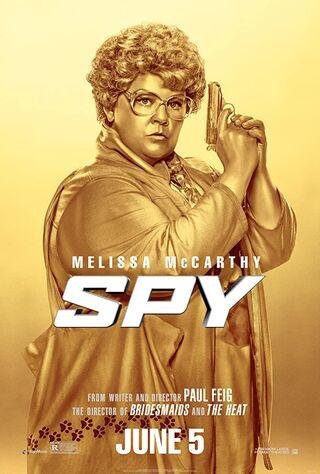 Spy (2015) Main Poster