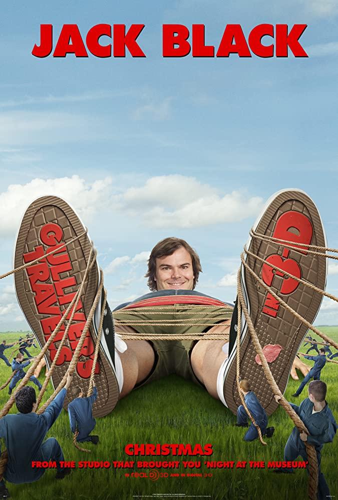Gulliver's Travels (2010) Poster #1