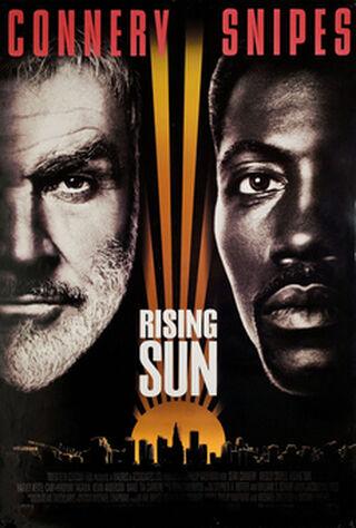 Rising Sun (1993) Main Poster