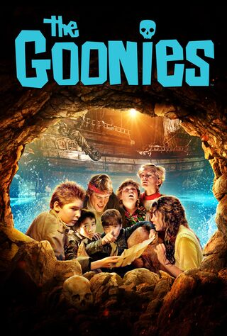 The Goonies (1985) Main Poster