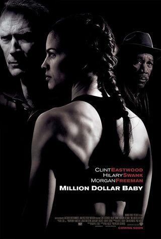 Million Dollar Baby (2005) Main Poster
