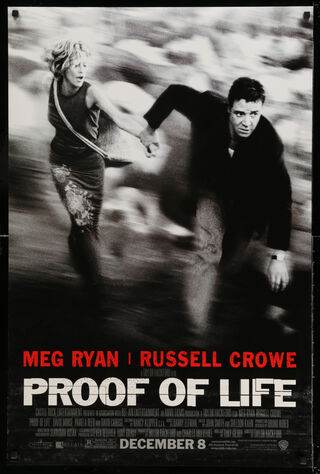 Proof Of Life (2000) Main Poster