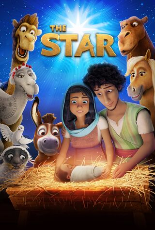 The Star (2017) Main Poster