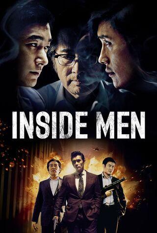 Inside Men (2015) Main Poster
