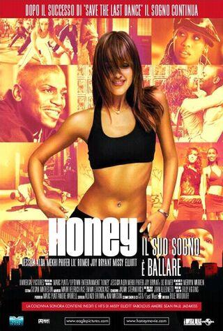 Honey (2003) Main Poster