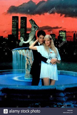 Splash (1984) Main Poster
