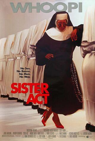 Sister Act (1992) Main Poster