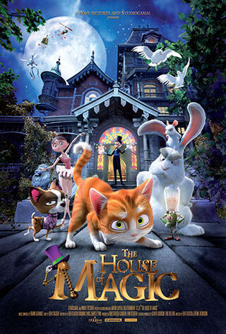 Thunder And The House Of Magic (2015) Main Poster
