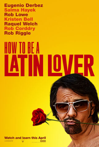 How To Be A Latin Lover (2017) Main Poster