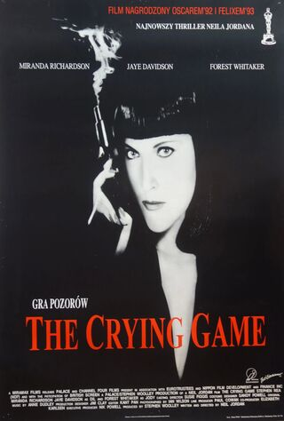The Crying Game (1993) Main Poster