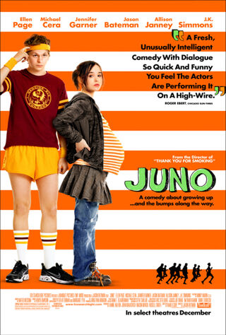 Juno (2007) Main Poster