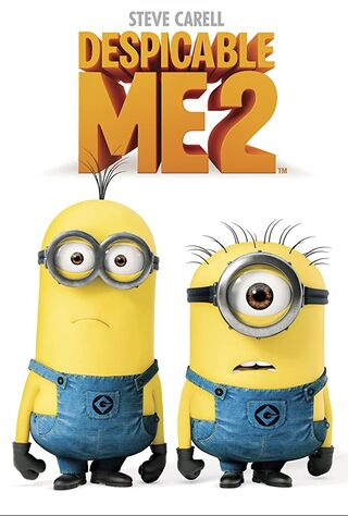 Despicable Me 2 (2013) Main Poster