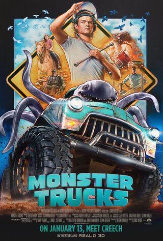 Monster Trucks (2017) Main Poster