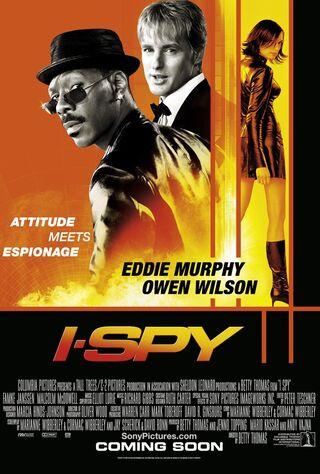 I Spy (2002) Main Poster