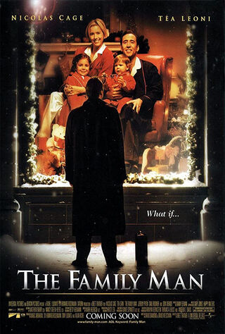 The Family Man (2000) Main Poster