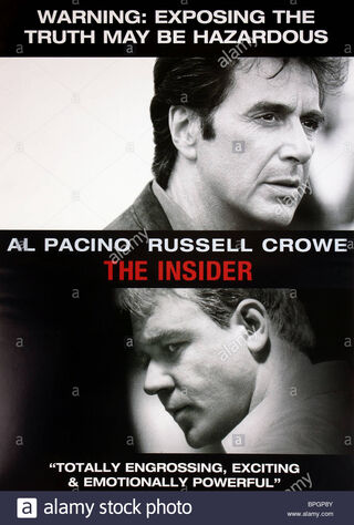 The Insider (1999) Main Poster