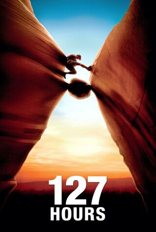 127 Hours (2011) Main Poster
