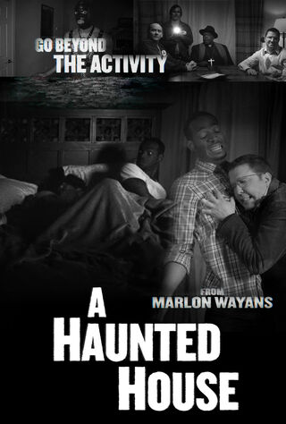 A Haunted House (2013) Main Poster