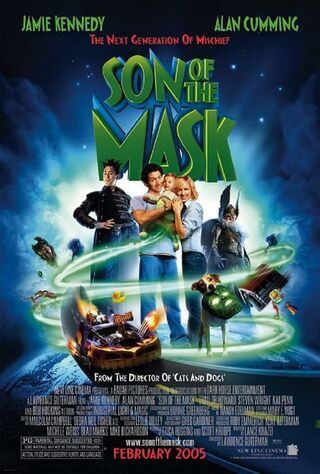 Son Of The Mask (2005) Main Poster