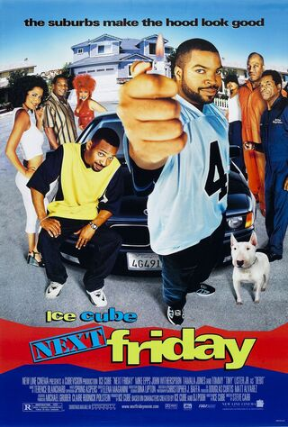 Next Friday (2000) Main Poster