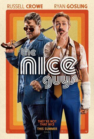 The Nice Guys (2016) Main Poster