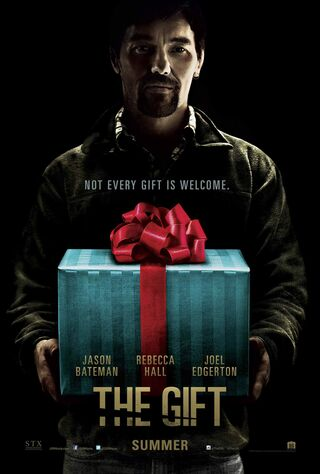 The Gift (2015) Main Poster