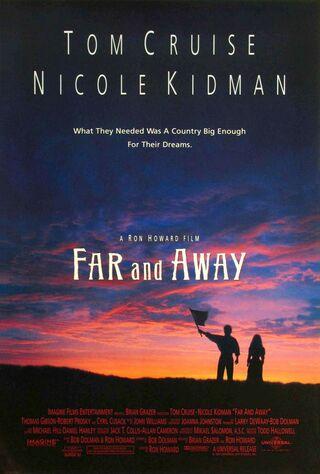 Far And Away (1992) Main Poster