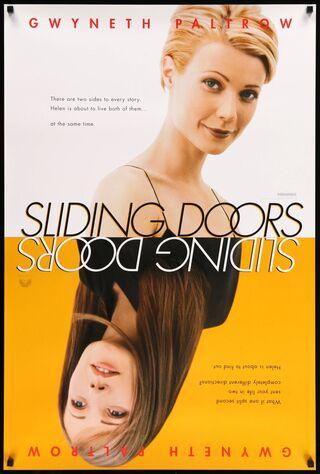 Sliding Doors (1998) Main Poster