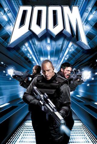Doom (2005) Main Poster